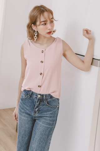 DARLING CAMISOLE TOP IN PINK