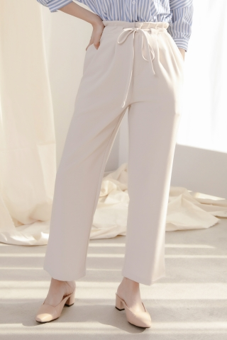 DAILY SIDE POCKETS TROUSERS IN BIRCH