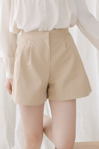 (BACKORDER) SELF LOVE KOREA -5KG SHORTS IN MILK TEA