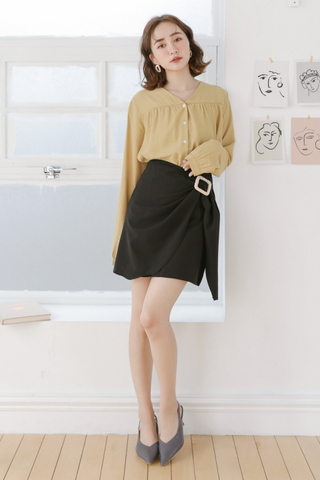 SUNSHINE DAY KOREA -5KG SKIRT IN BLACK