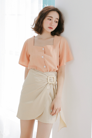 SUNSHINE DAY KOREA -5KG SKIRT IN MILK TEA