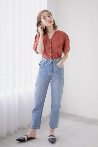 (BACKORDER) WITH DAILY KOREA JEANS