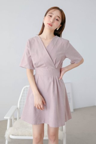 (BACKORDER) WITH 365 DAYS KOREA ARIMEE MADE DRESS IN YAM