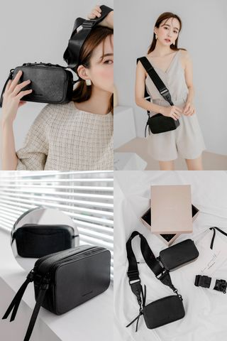 ARIMEE LE NOIR CROSSBODY BAG IN FULL BAG