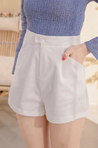 DARLING ME KR -5KG SHORTS IN WHITE
