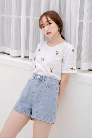 (BACKORDER) SUNDAY KR -5KG DENIM SHORTS