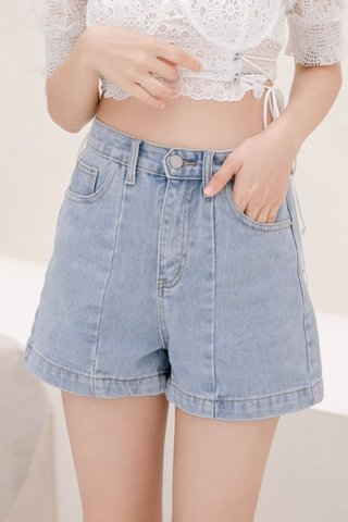 (BACKORDER S / M / L) SUNDAY KR -5KG DENIM SHORTS