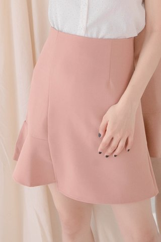 TEA TOAST KR -5KG FISH TAIL SKIRT IN LAZY CORAL