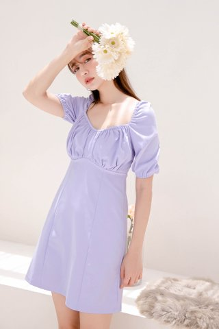 BUTTER DE KR FRENCH DRESS IN BABY LILAC
