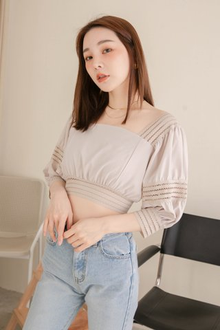 (BACKORDER S/M/L) HOLI KOREA -5KG SWEET TOP IN MILK TEA