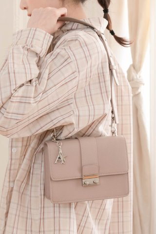 A' EVERYDAY BE WITH YOU BAG IN DUSTY BLUSH